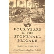 """UNIV OF SOUTH CAROLINA PR """"Four Years in the Stonewall.."""" Paperback Book"""