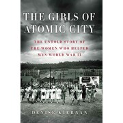 "CHRISTIAN LARGE PRINT ""The Girls of Atomic City"" Paperback Book"