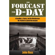"""Globe Pequot Press """"The Forecast for D-Day"""" Book"""