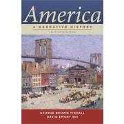 """W. W. Norton & Company """"America"""" Paperback Book"""