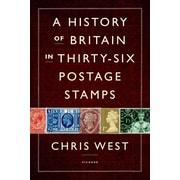 "St. Martin's Press ""A History of Britain in Thirty-six Postage Stamps"" Hardcover Book"