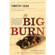 "Houghton Mifflin Harcourt ""The Big Burn"" Paperback Book"