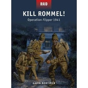 "OSPREY PUB CO ""Kill Rommel! - Operation Flipper 1941"" Book"