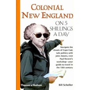 "W. W. Norton & Company ""Colonial New England on 5 Shillings a Day"" Paperback Book"