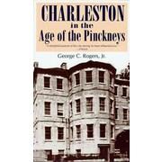 "UNIV OF SOUTH CAROLINA PR ""Charleston in the Age of the Pinckneys"" Paperback Book"