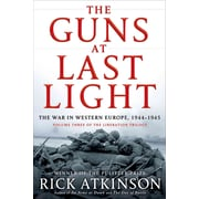"""HENRY HOLT & CO """"The Guns at Last Light"""" Hardcover Book"""