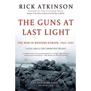 """St. Martin's Press """"The Guns at Last Light: The War in Western Europe, 1944-1945"""" Paperback Book"""