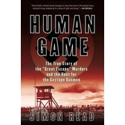 "PENGUIN GROUP USA ""Human Game"" Paperback Book"