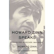 "CONSORTIUM BOOK SALES & DIST ""Howard Zinn Speaks"" Trade Paper Book"