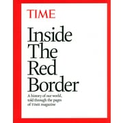 "Little Brown & Co ""Inside the Red Border"" Hardcover Book"