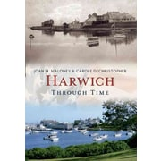 "CONSORTIUM BOOK SALES & DIST ""Harwich Through Time"" Trade Paper Book"