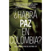"CONSORTIUM BOOK SALES & DIST ""Habra Paz En Colombia?"" Trade Paper Book"