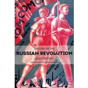 "CONSORTIUM BOOK SALES & DIST ""History Of The Russian Revolution"" Trade Paper Book"