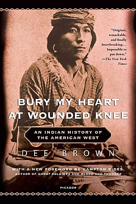 """""HENRY HOLT & CO """"""""Bury My Heart at Wounded Knee"""""""" Paperback Book"""""" 1248833"
