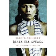 "University of Nebraska Press ""Black Elk Speaks"" Paperback Book"