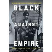 """Univ of California Pr """"Black against Empire"""" Hardcover Book"""