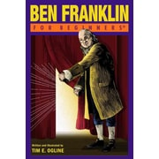 "RED WHEEL/WEISER""Ben Franklin For Beginners"" Paperback Book"