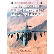 "OSPREY PUB CO ""AV-8B Harrier II Units of Operation Enduring Freedom"" Book"