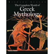 """W. W. Norton & Company """"The Complete World of Greek Mythology"""" Hardcover Book"""