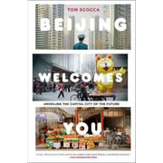 """PENGUIN GROUP USA """"Beijing Welcomes You"""" Book"""