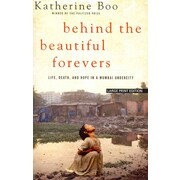 "CHRISTIAN LARGE PRINT ""Behind the Beautiful Forevers"" Book"