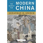 "W. W. Norton & Company ""The Search for Modern China"" 3rd Edition Paperback Book"