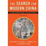 "W. W. Norton & Company ""The Search for Modern China"" Paperback Book"