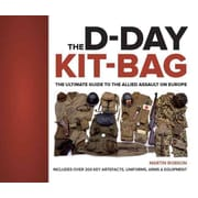 """Sterling Publishing """"The D-Day Kit-Bag"""" Book"""