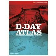 "W. W. Norton & Company ""The D-Day Atlas"" Paperback Book"
