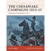 "OSPREY PUB CO ""The Chesapeake Campaigns 1813-15"" Book"