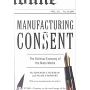 """Random House """"Manufacturing Consent"""" Book"""