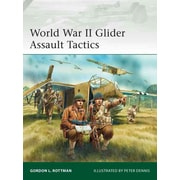 "OSPREY PUB CO ""World War II Glider Assault Tactics "" Book"