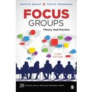 "Sage ""Focus Groups"" Book"