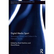 "TAYLOR & FRANCIS ""Digital Media Sport"" Book"