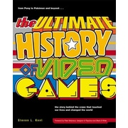 "Random House ""The Ultimate History of Video Game"" Book"