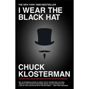 "Simon & Schuster ""I Wear The Black Hat"" Paperback Book"