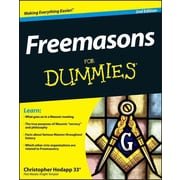 "JOHN WILEY & SONS INC ""Freemasons For Dummies"" Book"