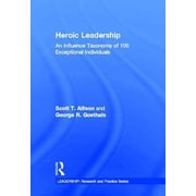 "TAYLOR & FRANCIS ""Heroic Leadership"" Book"