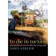 "CONSORTIUM BOOK SALES & DIST ""To Die In Mexico"" Trade Paper Book"