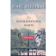 """CHRISTIAN LARGE PRINT """"The Zookeeper's Wife"""" Paperback Book"""