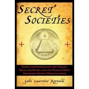 "PERSEUS BOOKS GROUP ""Secret Societies"" Book"