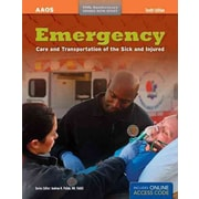 """JONES & BARTLETT LEARNING """"Emergency Care and Transportation of the Sick and Injured"""" Book"""
