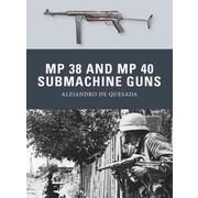 "OSPREY PUB CO ""MP 38 and MP 40 Submachine Guns"" Book"