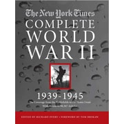 "BLACK DOG & LEVENTHAL PUB ""The New York Times Complete World War 2"" Hardcover Book"