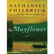 "CHRISTIAN LARGE PRINT ""Mayflower"" Paperback Book"