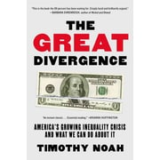 "St. Martin's Press ""The Great Divergence"" Book"