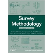 "JOHN WILEY & SONS INC ""Survey Methodology"" Book"