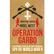 "CONSORTIUM BOOK SALES & DIST ""Operation Garbo"" Trade Paper Book"