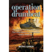 "NAVAL INST PR ""Operation Drumbeat"" Paperback Book"