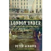 "Random House ""London Under"" Book"